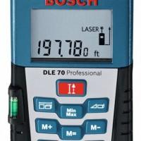 máy đo khoảng cách Bosch DLE70